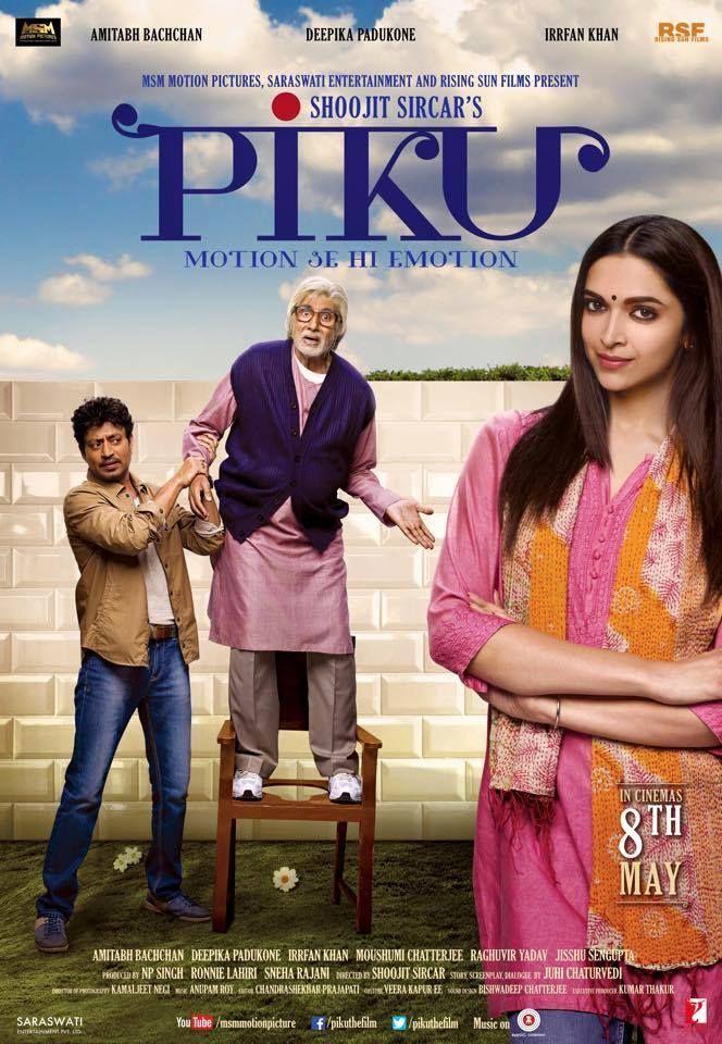 Deepika Padukone Piku Full Movies Online Free Bollywood Movie Hindi Movies