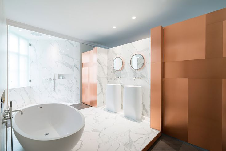 Heiss Luxury Bathroom by frame 9 See more: https://mindsparklemag.com/design/heiss-luxury-bathroom/  More news: Like Mindsparkle Mag on Facebook