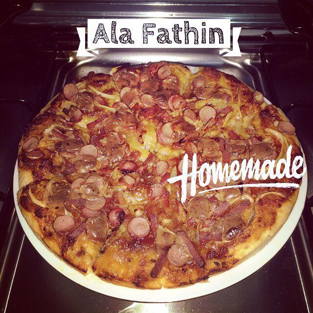 Pizza Ala Fathin
