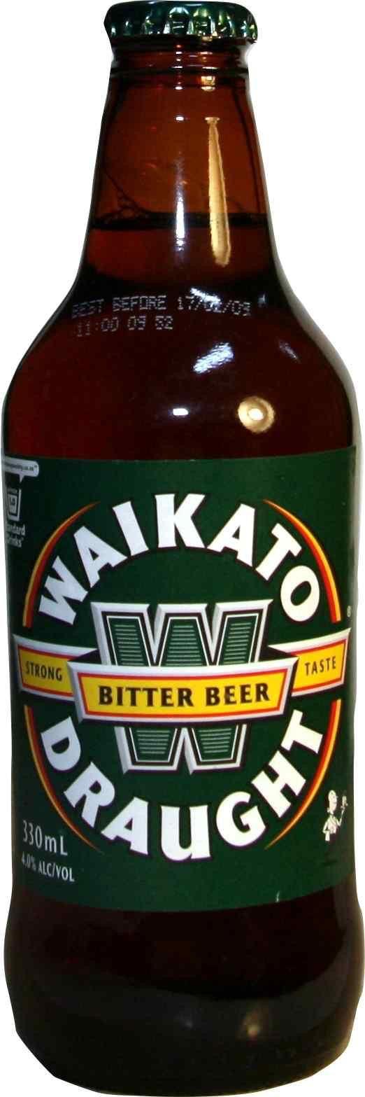 Waikato Beer, New Zealand