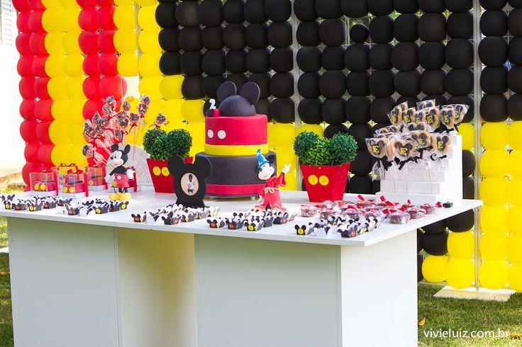 Festa de 02 anos do Dudu | Festa do Mickey | Baby Dicas