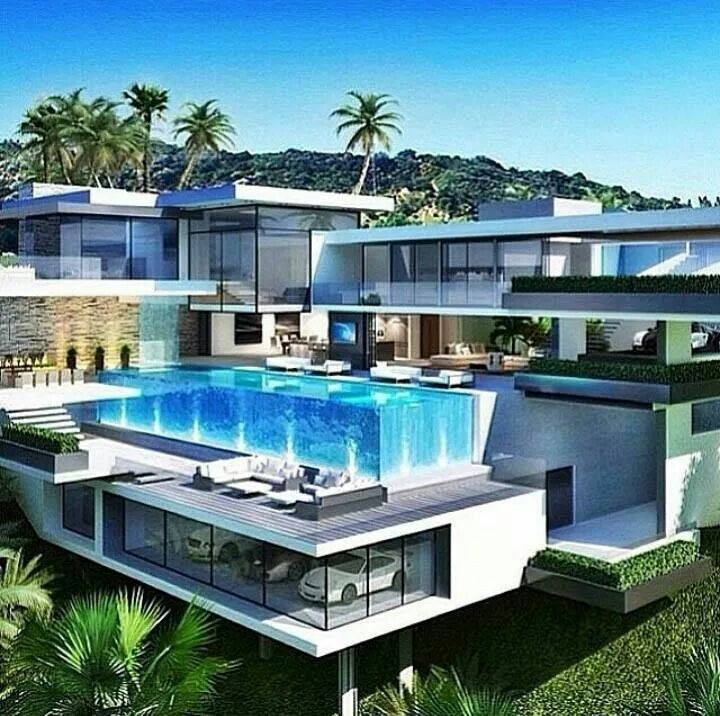 Get Inspired With Our Selection Of Amazing Houses For More Inspiration Just Visit Spotools Com Mansions Modern Mansion Fancy Houses