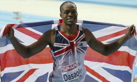 James Dasaolu says Adam Gemili partnership will help him run faster  • Gemili has joined Dasaolu's coach Steve Fudge • Partnership about ...