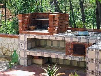 Barbecue in muratura: quale scegliere