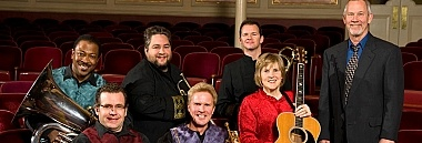 Empire Brass featuring Elisabeth von Trapp. Sunday, December 2 at 5pm.   Empire Brass enjoys an international reputation as North America's finest brass quintet, renowned for brilliant virtuosity. For this holiday concert, The Sound of Christmas, Empire Brass is joined by acclaimed vocalist Elisabeth von Trapp, granddaughter of Maria & Baron von Trapp, whose story inspired The Sound of Music.