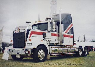 Kenworth T900, KW Expo 94 | Flickr - Photo Sharing!