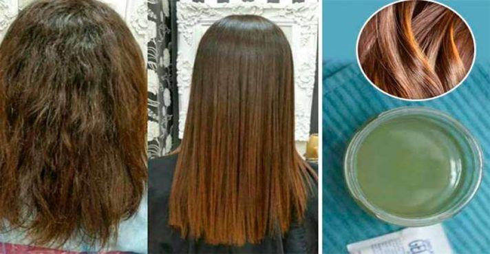 A toda persona que tenga el pelo reseco y que desee tenerlo más fuerte, suave y hermoso, esta es la solución: La gelatina en polvo.