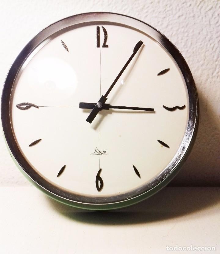 Las 25 mejores ideas sobre relojes de pared de la cocina - Reloj cocina diseno ...