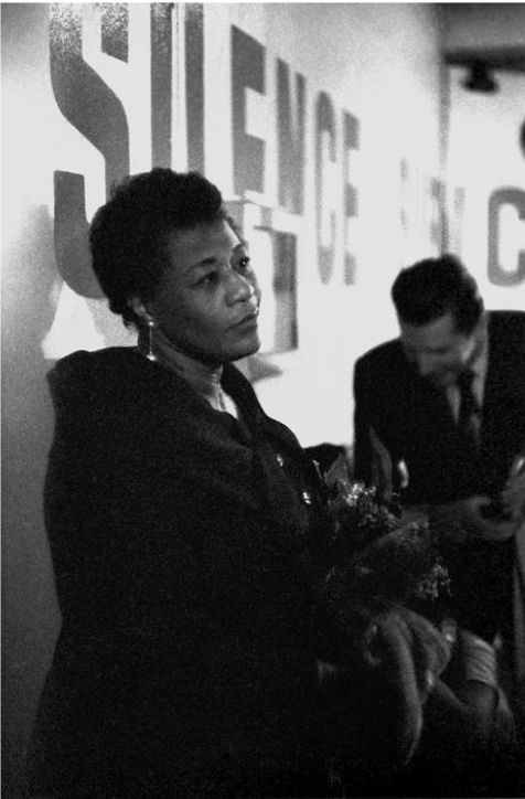 Ella Fitzgerald, May 2, 1957, Paris.