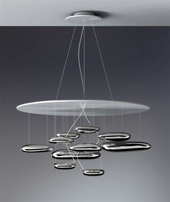 mercury lamp Lovegrove for artemide