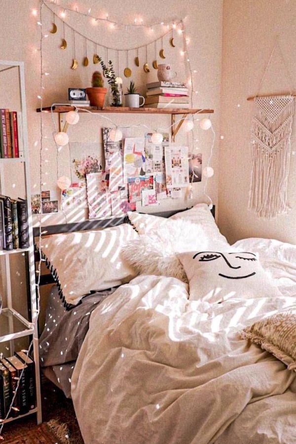 49 Schone Asthetische Schlafzimmer Design Ideen Fur Ihr Zuhause Teil 26 Asthetische Design Ideen Schlafzi Aesthetic Bedroom Cozy Bedroom Bedroom Vintage
