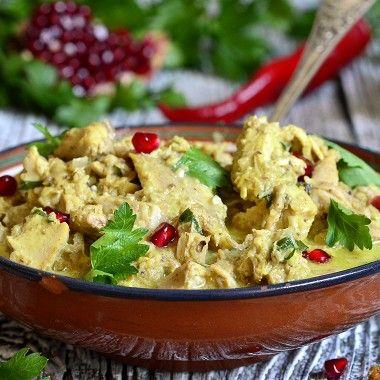 Индейка под соусом из грецких орехов рецепт – грузинская кухня: основные блюда. «Афиша-Еда»