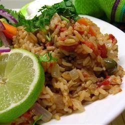 Spanish Rice II | MAKE ME SKINNY | Pinterest