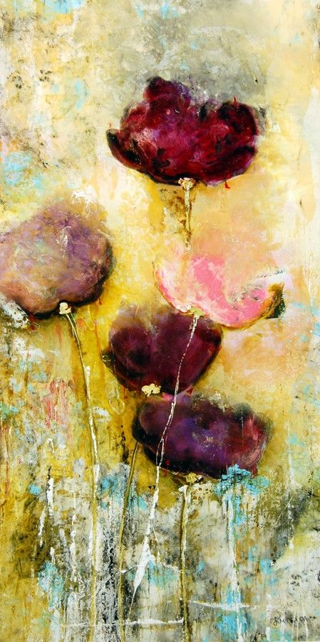 View and buy this Mixed Media on Canvas by Emilija Pasagic