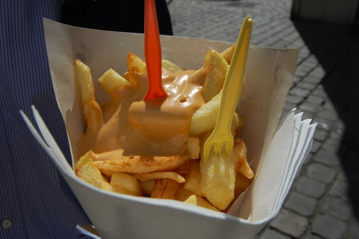 The 10 Best Places For Belgian Fries In Brussels