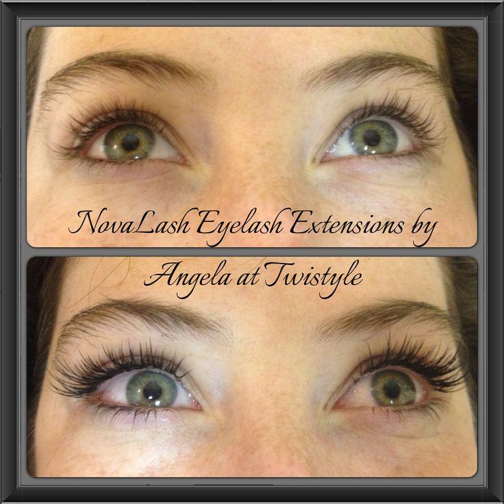 Novalash Eyelash Extensions Cost Remy Indian Hair