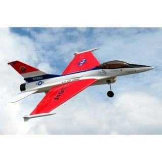 F16-C 4 Channel Electric RC Plane Kit