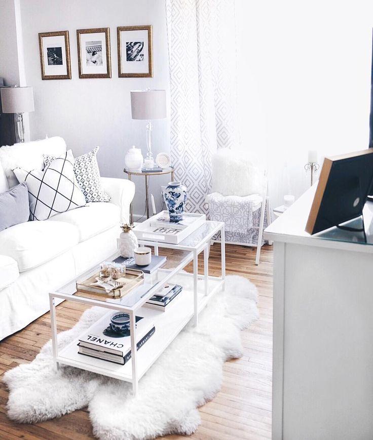 56 best Instagram Book Glam images on Pinterest   Living room ...