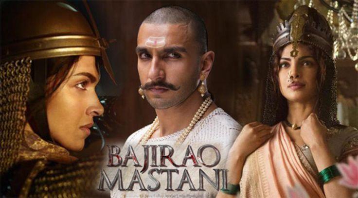Bajirao Mastani(2015) Hindi Movie Review is here. Upcoming Bollywood movie of Ranveer Singh, Deepika Padukone and Priyanka Chopra Bajirao Mastani releases on 18th of December. Share details online.