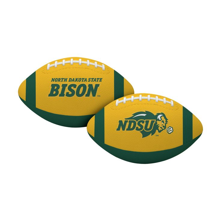 NCAA RawlingsHail Mary Football North Dakota State Bison