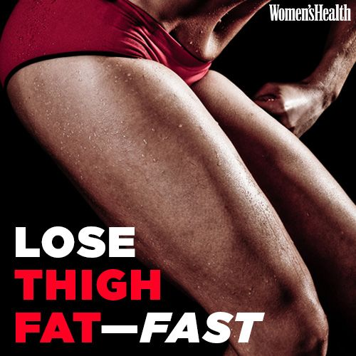 9 Fast Ways to Lose Thigh Fat | Women's Health Magazine