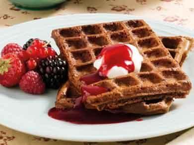 Chocoladewafels (Libelle Lekker!)