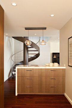 Pac Heights Penthouse - modern - kitchen - san francisco - Matarozzi Pelsinger Builders