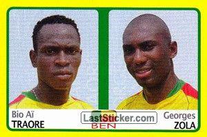 Bio Ai Traore/Georges Zola (Benin)