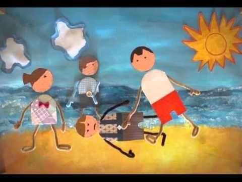 """Bezpieczne wakacje - cykl """"Dzieci Uczą"""" - YouTube"""