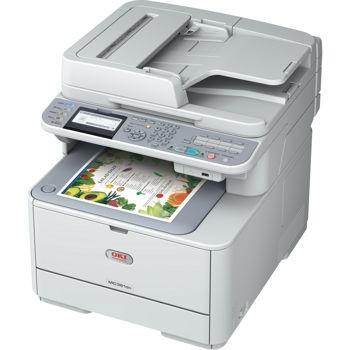 Costco Oki Mc361 Digital Hd Color Multifunction Printer Multifunction Printer Printer Laser Printer