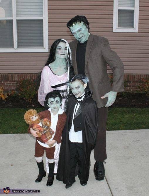 19 Best Family Halloween Costume Ideas Images On Pinterest