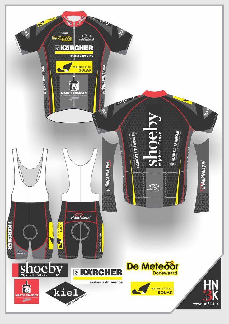 meteoor  cycling shirt  cycling shin  ort   bike jersey  fietstrui fietsbroek wieleruitrusting  maillot  @hn3k.be