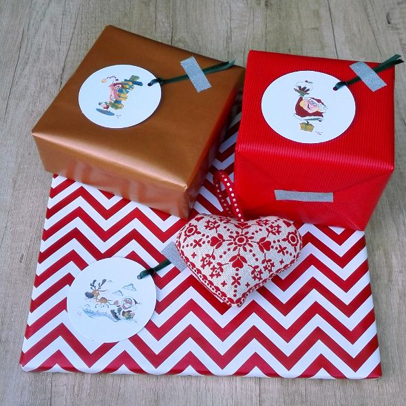 Christmas stationery - #TerrapinandToad