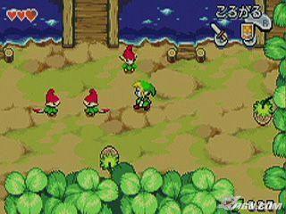 Legend of Zelda: The Minish Cap