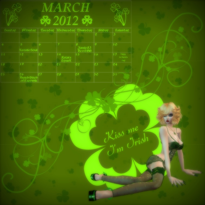 March Calender