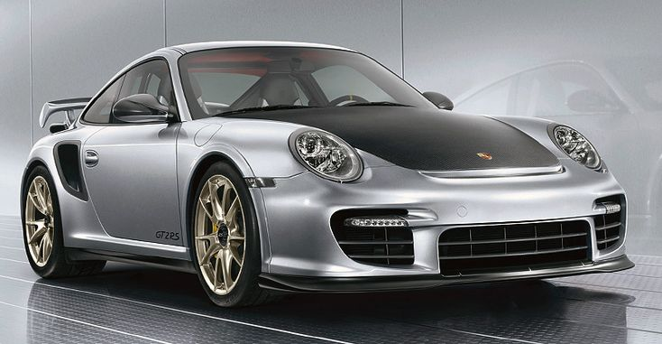 If I could choose only one German sports car 997 Porsche 911 GT2 RS  I usually don't like the Porsche but this one is NICE!!