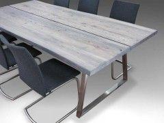 Plankebord - VIKING / 40 mm bordplade i to planker