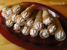 Mokka cigary (fotorecept) - Recept