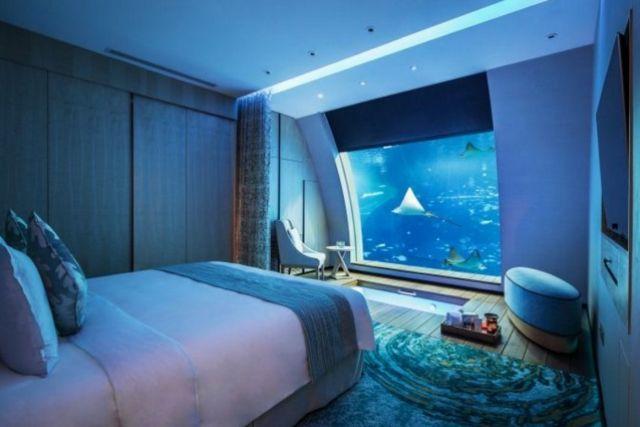 Hôtel sous-marin