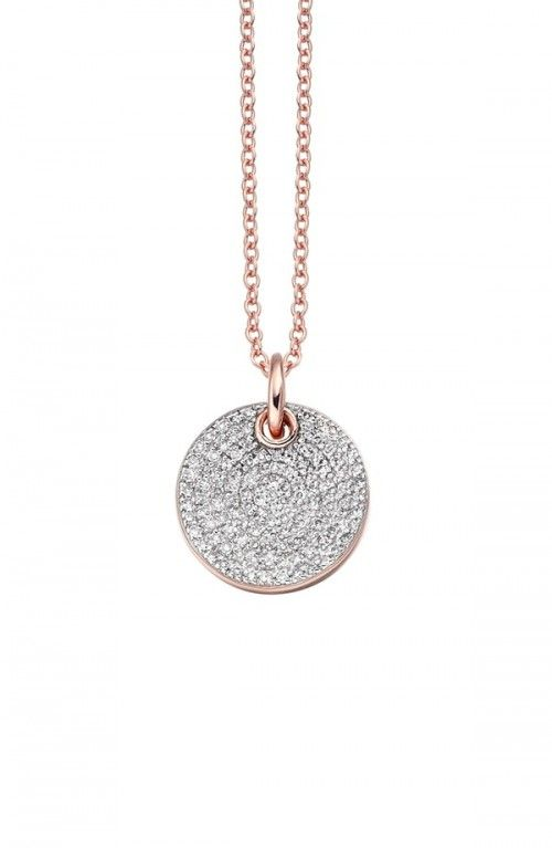 Monica+Vinader+Women's+Ava+Diamond+Disc+Pendant+Jewelry+|+Accessory
