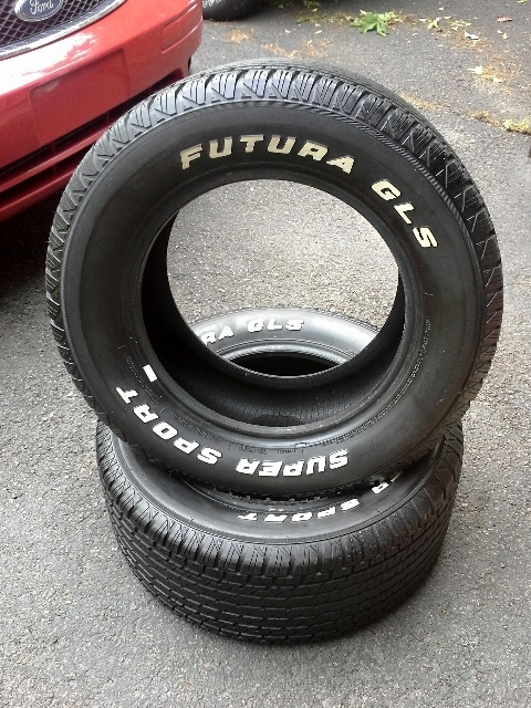 After Market Auto Parts >> Futura Tires (Used 265 50R15 GLS Super Sport Tires)   Tires   Pinterest   Tyre brands, Sports ...