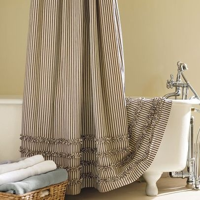 32 best Shower Curtains images on Pinterest   Shower curtains ...