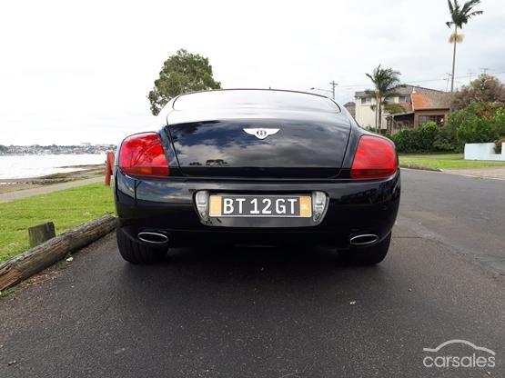 2005 Bentley Continental GT Auto 4WD-$109,000*