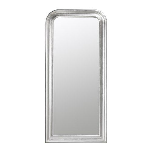 IKEA - SONGE, Speil, , Helfigurspeil.Monteringsbeslag er inkludert - forhindrer at speilet glir på gulvet om du velger å stille det opp mot veggen.Kommer med sikkerhetsfilm - minsker risikoen for skader om glasset knuses.