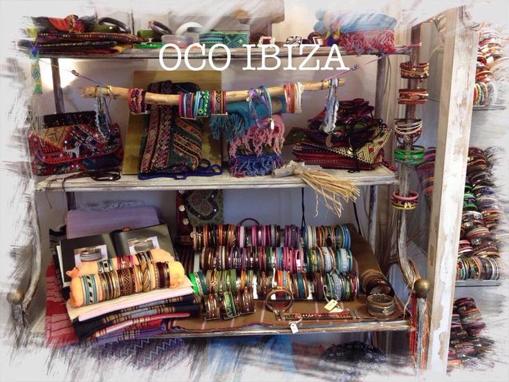 OCO Ibiza Shop in Ibiza Town~  Calle Antonio Mari Ribas 3, 07800 Puerto de Ibiza.  www.oco-ibiza.com