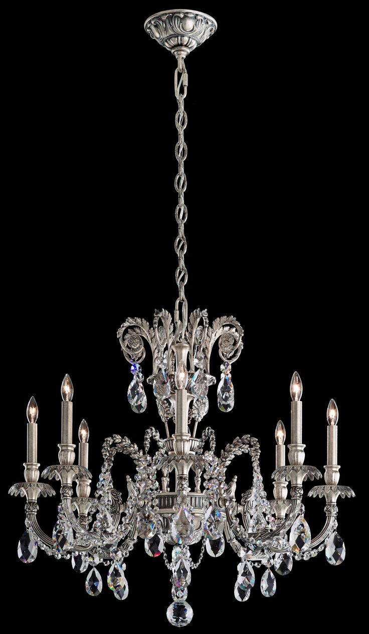 436 best crystal chandeliers mirrors images on pinterest schonbek ge4708 genzano 30 inch chandelier arubaitofo Gallery