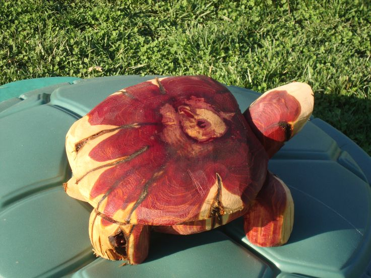 Best turtles images on pinterest chainsaw carvings