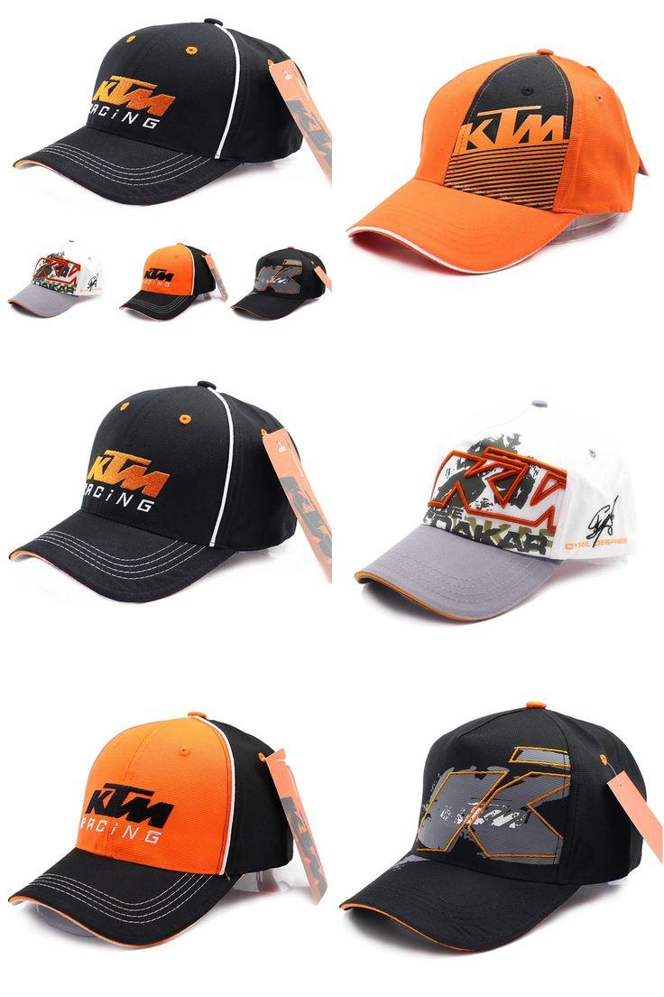 [Visit to Buy] New Original Cotton KTM Racing Cap MOTOGP Motorcycle Baseball Cap Car Sun Snapback Hats Casquette For Men And Women #Advertisement