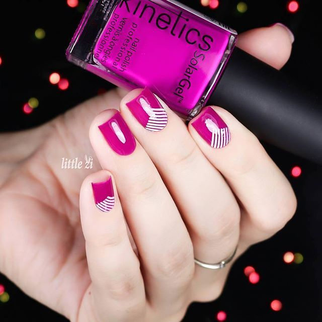 68 best ♡Kinetics nails♡ images on Pinterest | Nail polish, Ongles ...