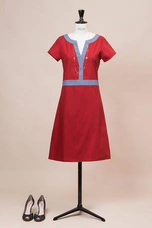 un été en automne : La collection 2014: Robe Carmen